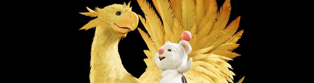 Final Fantasy VII Remake Chocobo and Moogle Summons