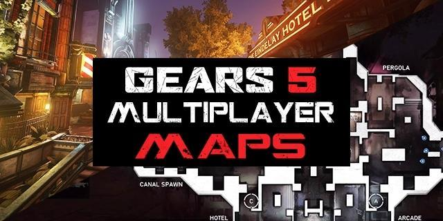 gears 5 multiplayer maps versus