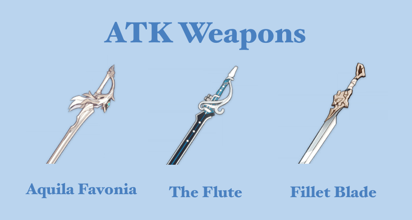 qiqi atk weapons