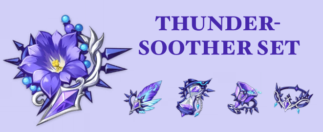 thundersoother set