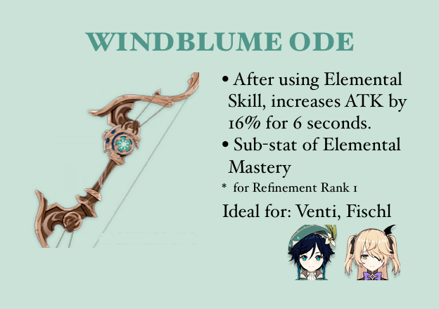 windblume ode