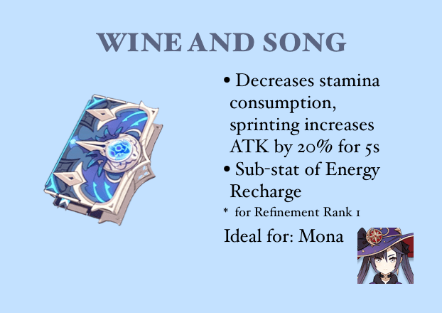 wine and song