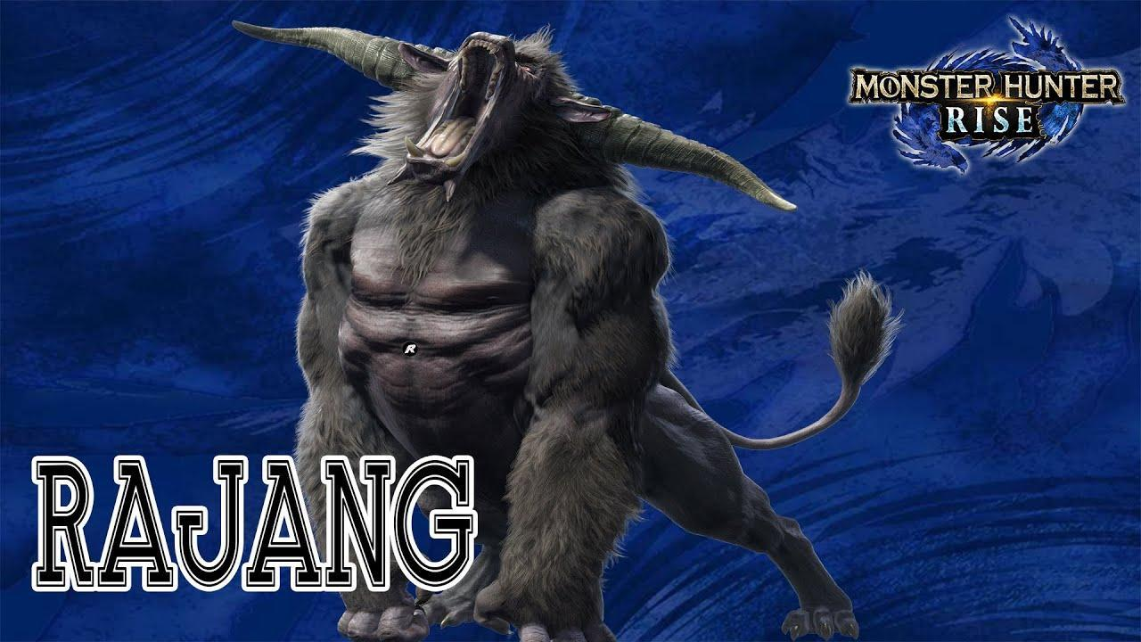 How to defeat rajang