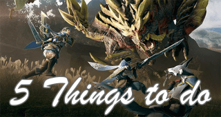 Monster Hunter Rise: 5 Awesome Things To Do In The Demo