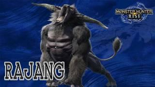 How to defeat Rajang in Monster Hunter Rise