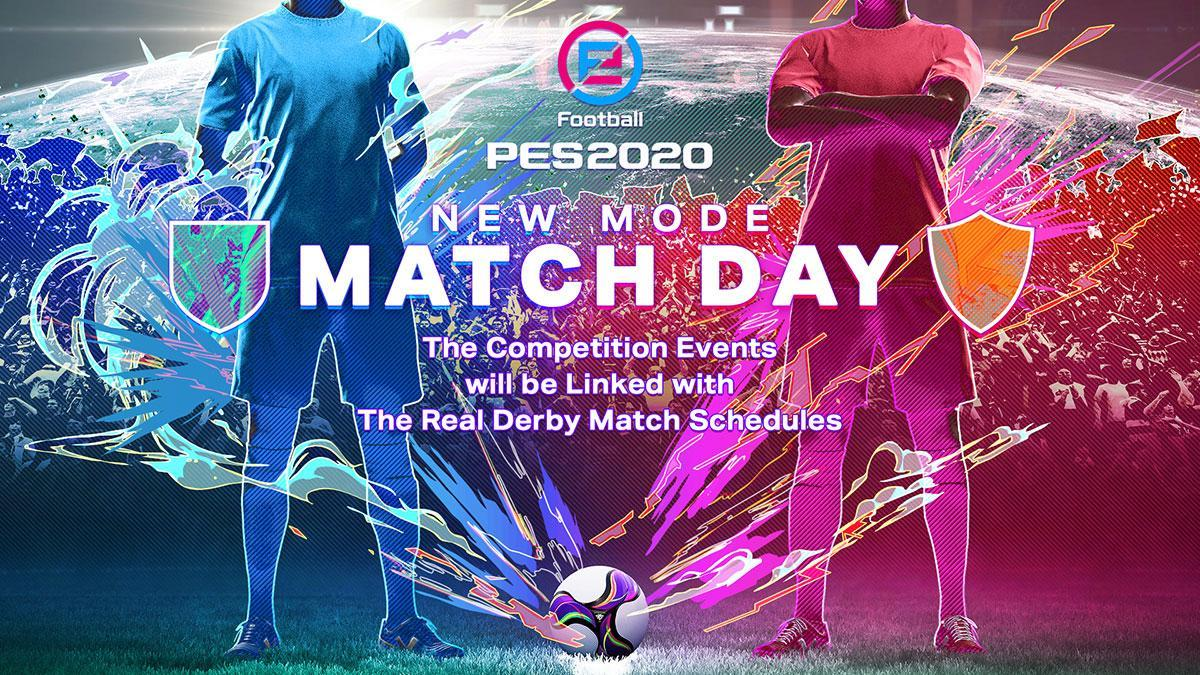 PES 2020 New Matchday Mode: Stand United in Support of Your Team!