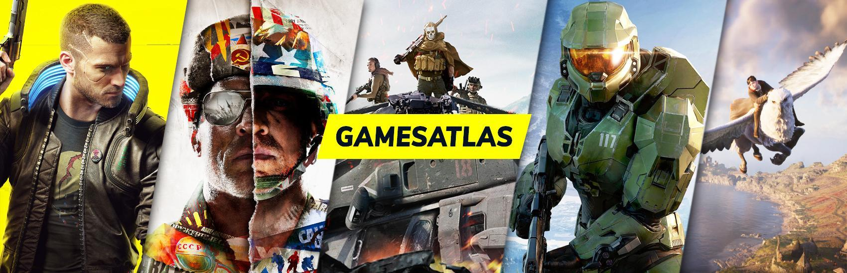 Games Atlas