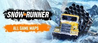 All SnowRunner Maps and Upgrades Locations