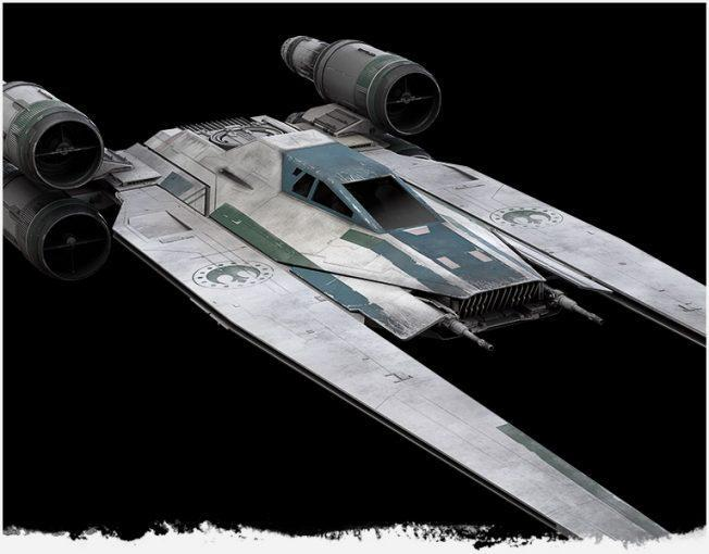 UT-60D U-Wing Craft