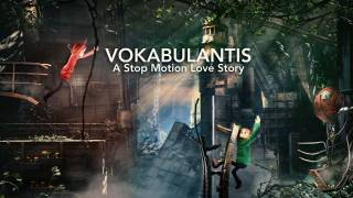 New Game Vokabulantis: Amazing Looking Hand-Crafted Adventure to Come in the Future